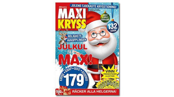 MAX6-tidning